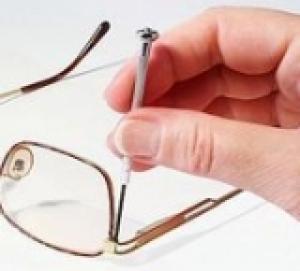 Изготовление и ремонт очков