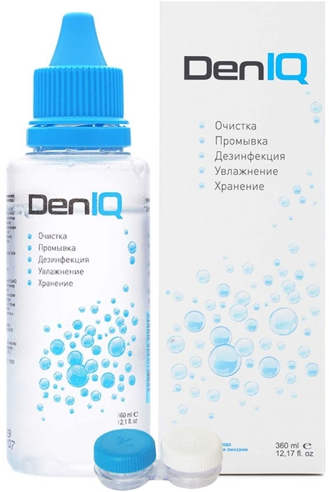 Раствор DenIQ 360 ml