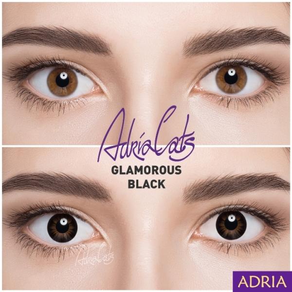 Контактные линзы Adria Glamorous 2 шт.