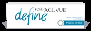 Контактные линзы 1-Day Acuvue Define Sparkle (Естественное сияние) 30 шт.