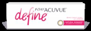 Контактные линзы 1-Day Acuvue Define Shimmer (Естественный блеск) 30 шт.